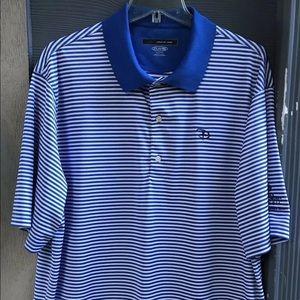 Greg Norman Men Walt Disney World Golf Polo Shirt
